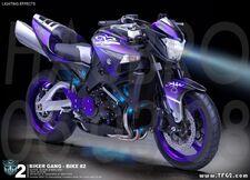 Chromia-bike-mode