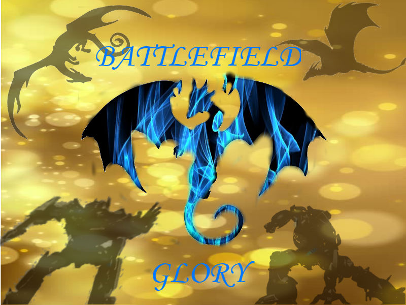 Battlefield Glory Cover