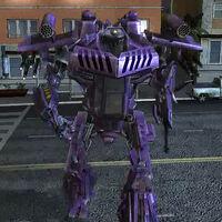 Soundwave Roblox Shockwave Transformers Robot Defenders Roblox Roleplay Wikia Fandom