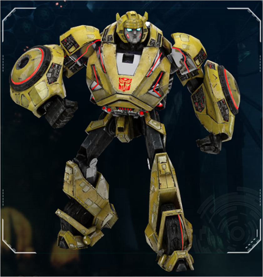 Bumblebee (Aligned Continuity) | Transformers: The Games