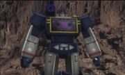 Battle for the Future Soundwave
