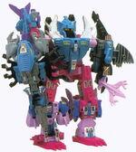 G1 Piranacon toy