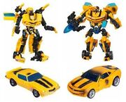 Movie Bumblebee Evolutionofahero