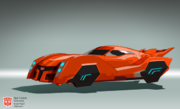 Augusto Barranco Bisk Vehicle Mode Concept