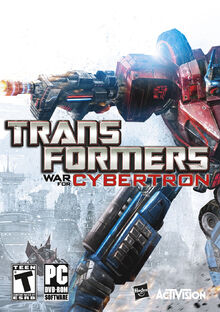 War for Cybertron PC