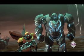 Arcee-Armor