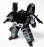 Black Convoy Binaltech