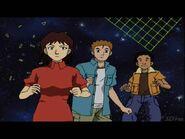 Rad, Alexis ja Carlos kyber-avaruudessa