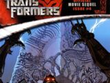 The Reign of Starscream Issue Number Four