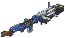Requiem Blaster (Full Picture)