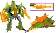 Transformers Prime Cyberverse Commander Skyquake