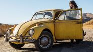 Bumblebee Movie first look