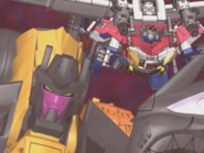 Optimus and Scourge (End)