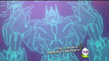 Transformers Prime s02e02 Orion Pax Part 2 720 Magnus