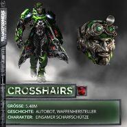 Crosshairs Transformers 5
