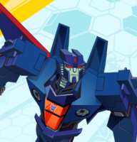 Thundercracker Cyberverse