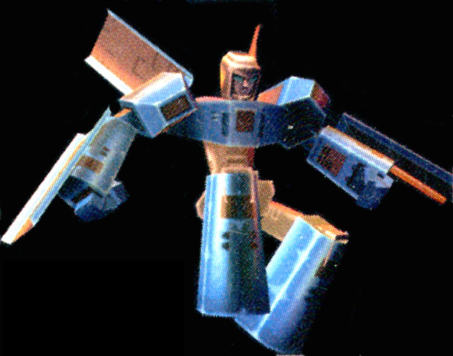 Overwatch | Teletraan I: The Transformers Wiki | FANDOM