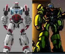Cybertronian ratchet comparison