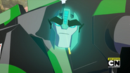 Micronus Prime's faces