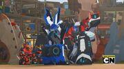 Overloaded Part 1 Optimus Tells War Stories