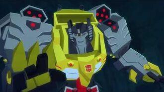 Transformers Cyberverse Trailer EXCLUSIVO subtitulado en Latino