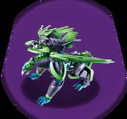 Grimwing beast