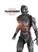 Transformers 5 Poster Cogman