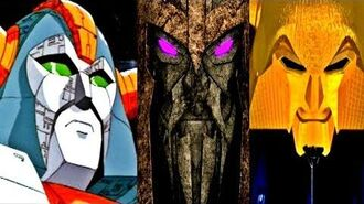 Unicron Voice Compare From 1984 To 2017 TransformersVoices25