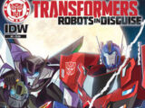 Robots in Disguise comic issue 2