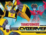 Transformers: Cyberverse (Serie)
