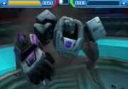 Rise of the Dark Spark 3DS Resurrected Autobot