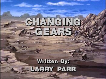 Changing Gears title shot