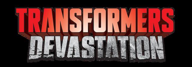 Resultado de imagem para Transformers Devastation logo png