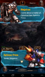 Transformers Rising Heavy Metal War Talk