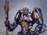 Sentinel Zeta Prime TFP