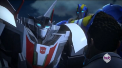 Smokescreen & Wheeljack