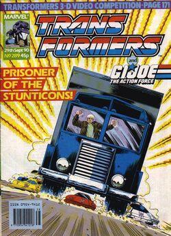 TFUK 289 COVER