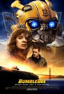 New Bumblebee Poster