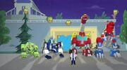 Rescue Bots Quarry's Quarry Rescue Dinobots