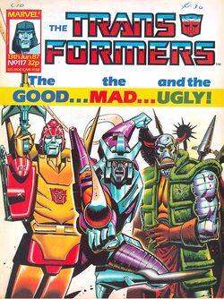 TFUK 117 COVER
