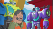 Woodrow, Salvage and Blurr (Today and Forever)