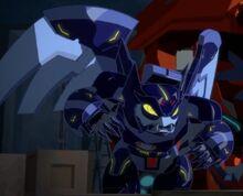 Anvil's Robot Mode