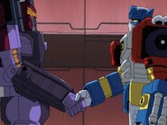 Optimus and Galvatron (Alliance)