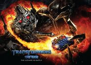 TTR Megatron Promo