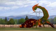 Scorponok's Scorpion Mode