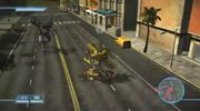 Bumblebee VS Decepticon Drone TF The Game PC