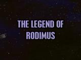 The Legend of Rodimus