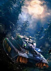 Transformers Legends Banzai-Tron Vehicle Mode