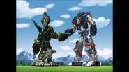 Menasor ja Metroplex ovat ystäviä jälleen.