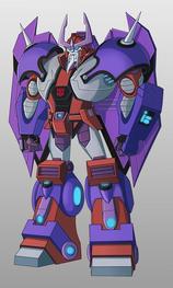 Alpha Trion Cyberverse